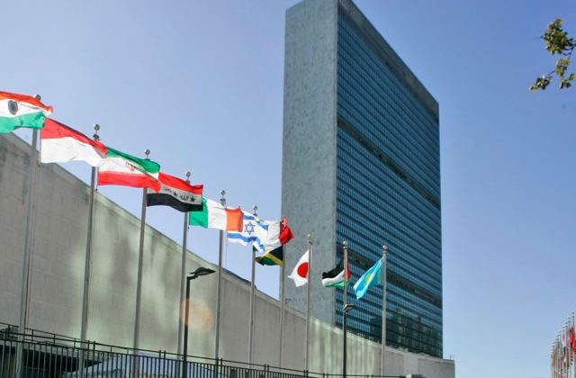 At 70, UN sets 17 goals: To be achieved in less than 17 years.