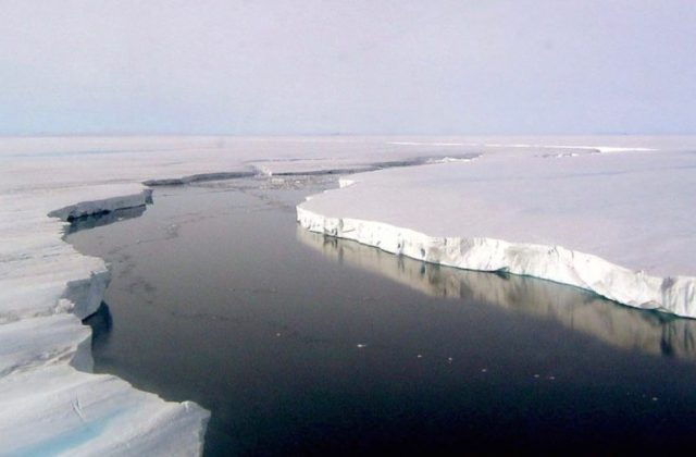 Now is the time to hedge climate change: Breaking News is now about Breaking Away of Largest Iceberg