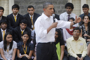 Obama's Oven Fresh Views on India -Read the Interview
