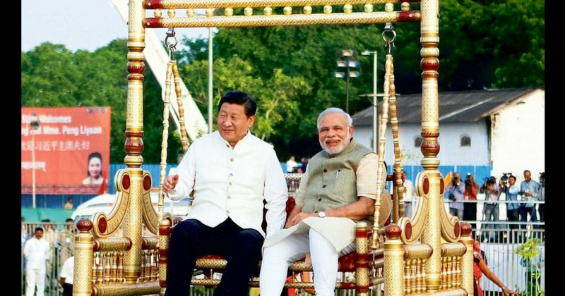 From Doklam Dispute to Wuhan Warmth – Modi-Xi River Side Bromance