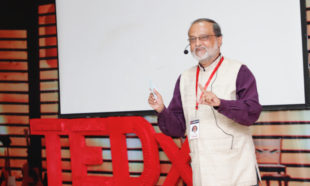 My TEDx: Living the Global Transformation-Its Not about Internet !