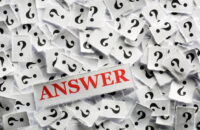 Answer is the Question by Dr Rajendra Shende